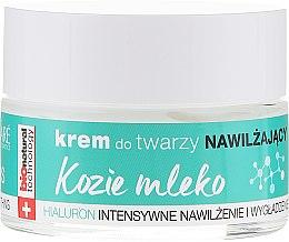Feuchtigkeitsspendende Gesichtscreme mit Ziegenmilch - Vollare Cosmetics Hyaluron Moisturizing Face Cream — Bild N2