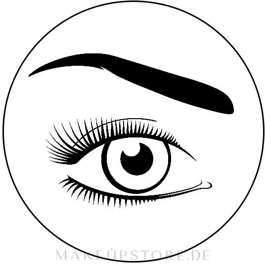 Augenbrauenfarbe - LeviSsime Eye Brow Color — Bild 1 - Black