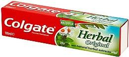 Düfte, Parfümerie und Kosmetik Zahnpasta Herbal Original - Colgate Herbal Original Camomile