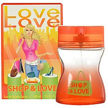Düfte, Parfümerie und Kosmetik Morgan Love Love Shop & Love - Eau de Toilette