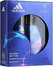 Düfte, Parfümerie und Kosmetik Adidas UEFA Champions League Victory Edition - Duftset (Deodorant-Spray/75ml+Deodorant/150ml)
