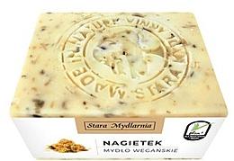 Düfte, Parfümerie und Kosmetik Handgemachte Naturseife mit Ringelblume - Stara Mydlarnia Body Mania Calendula Handmade Vegan Natural Soap