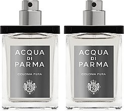 Düfte, Parfümerie und Kosmetik Acqua di Parma Colonia Pura Travel Spray Refills - Eau de Cologne
