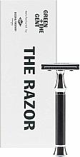 Düfte, Parfümerie und Kosmetik Vintage-Rasierhobel für Männer - Green + The Gent The Razor
