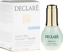 Düfte, Parfümerie und Kosmetik Gesichtsbooster mit Hyaluronsäure - Declare Hydro Balance Ocean's Best Hyaluron Booster