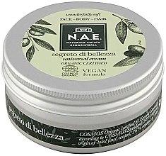 Düfte, Parfümerie und Kosmetik Feuchtigkeitsspendende schützende und pflegende Universalcreme für Gesicht, Körper und Haar mit Bio Olivenöl - N.A.E. Segreto di Bellezza Universal CreamPflegende
