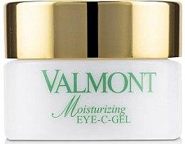 Düfte, Parfümerie und Kosmetik Feuchtigkeitsgel für die Augenpartie - Valmont Moisturizing Eye-C Gel