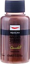 Düfte, Parfümerie und Kosmetik Badeschaum - Aquolina Bath Foam Bagno Schiuma Chocolate