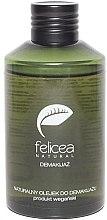 Düfte, Parfümerie und Kosmetik Natürlicher Make-up-Entferner für alle Hauttypen - Felicea Natural Makeup Remover Oil