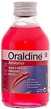 Düfte, Parfümerie und Kosmetik Antiseptisches Mundwasser - Oraldine Antiseptico