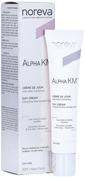 Korrigierende Anti-Falten Tagescreme - Noreva Laboratoires Alpha KM Day Cream