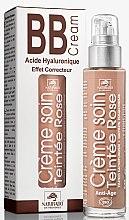 Düfte, Parfümerie und Kosmetik Anti-Age BB Creme mit Hyaluronsäure - Naturado En Provence Bio BB Cream