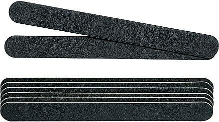 Doppelseitige Nagelfeilen waschbar 180/180 schwarz 8 St. - Peggy Sage Professional 2-Way Nail Files — Bild N1