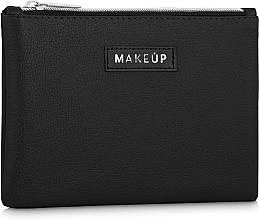 Düfte, Parfümerie und Kosmetik Kosmetiktasche schwarz Black Trend - Makeup