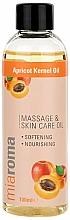 Düfte, Parfümerie und Kosmetik Aufweichendes und nährendes Aprikosenkernöl für Massage und Hautpflege - Holland & Barrett Miaroma Apricot Kernel Oil