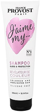 Farbschutz-Shampoo für coloriertes und aufgehelltes Haar - Franck Provost Paris Jaime My Hair Shampoo — Bild N1
