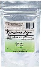 Düfte, Parfümerie und Kosmetik Gesichtsmaske mit Spirulina, Vitaminen und MIneralien - Natur Planet Spirulina Algae