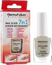 7in1 Nagelpflege - Dermofuture Precision Nail Elixir 7in1 — Bild N2