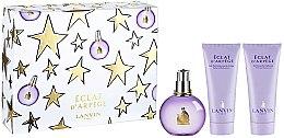 Düfte, Parfümerie und Kosmetik Lanvin Eclat D`Arpege - Duftset (Eau de Parfum/100ml + Körperlotion/100ml + Duschgel/100ml)