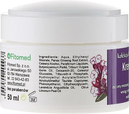 Bleichcreme mit ätherischem Lavendelöl und Sibirischem Ginseng - Fitomed Vanishing Classic Cream — Bild N2
