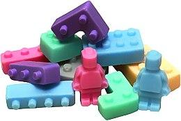 Düfte, Parfümerie und Kosmetik Handgemachte Naturseife Lego Bausteine - LaQ Happy Soaps Natural Soap