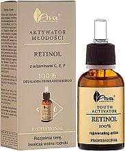 Düfte, Parfümerie und Kosmetik Verjüngendes Gesichtsserum mit Retinol - Ava Laboratorium Youth Activators Serum