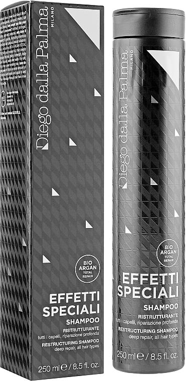 Tief regenerierendes Shampoo für alle Haartypen - Diego Dalla Palma Efettispeciali