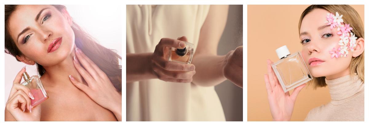 Erstellen Sie eine harmonische Komposition von Parfum und Stimmung
