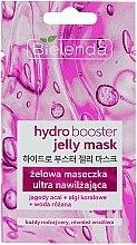 Düfte, Parfümerie und Kosmetik Extra feuchtigkeitsspendende Gelmaske - Bielenda Hydro Booster Jelly Mask