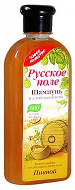 Bio-Shampoo für alle Haartypen mit Bier - Fratti HB Russisches Feld — Bild N1