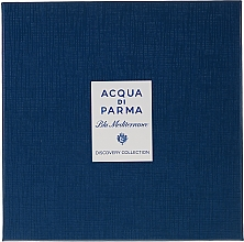Düfte, Parfümerie und Kosmetik Acqua Di Parma Blu Mediterraneo - Duftset (Eau de Toilette 4x10ml)