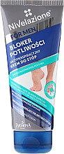 Fußdeocreme Antitranspirant für Männer - Farmona Nivelazione For Men Antiperspirant Foot Cream — Bild N2