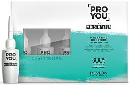 Düfte, Parfümerie und Kosmetik Feuchtigkeitsspendender Booster für alle Haartypen - Revlon Proyou The Moisturizer Booster