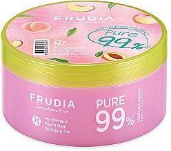 Düfte, Parfümerie und Kosmetik Beruhigendes Gesichts-und Körpergel mit 99% reinem Pfirsichextrakt - Frudia My Orchard Peach Real Soothing Gel