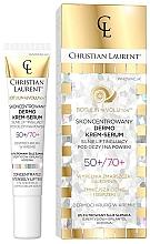 Düfte, Parfümerie und Kosmetik Konzentriertes Creme-Serum für die Augen 50/70+ - Christian Laurent Botulin Revolution Concentrated Dermo Cream-Serum