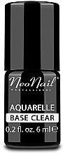 Düfte, Parfümerie und Kosmetik Basis für UV Nagellack farblos - NeoNail Professional Aquarelle Base Clear