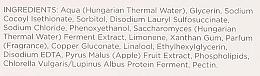 Erfrischender Gesichtsreinigungsschaum mit Apfelpektin und Lupineneiweiß - Omorovicza Cleansing Foam — Bild N4
