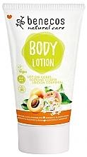 Düfte, Parfümerie und Kosmetik Körperlotion mit Aprikose und Holunderblüte - Benecos Natural Care Apricot & Elderberry Blossom Body Lotion