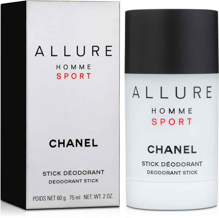 Chanel Allure Homme Sport - Parfümierter Deostick für Männer