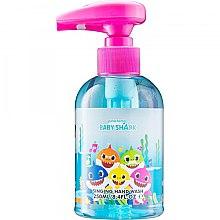 Düfte, Parfümerie und Kosmetik Flüssige Seife für Kinder - Pinkfong Baby Shark Singing Hand Wash