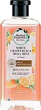 Düfte, Parfümerie und Kosmetik Shampoo für mehr Volumen mit weißem Grapefruitextrakt und Mosa Minze - Herbal Essences White Grapefruit & Mosa Mint Shampoo