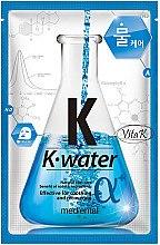 Düfte, Parfümerie und Kosmetik Gesichtsmaske K-Water - Mediental Alpha Mask