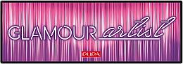 Düfte, Parfümerie und Kosmetik Make-up Palette - Pupa Pupart Glamour Artist