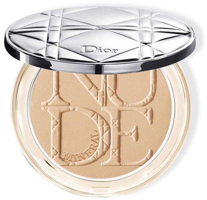 Matter Mineralpuder - Dior Diorskin Mineral Nude Matte Powder