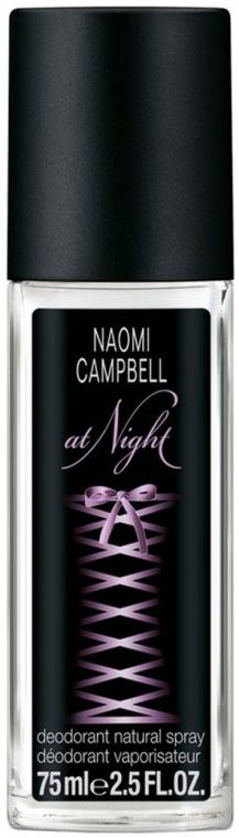 Naomi Campbell At Night - Parfümiertes Körperspray