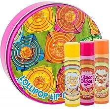 Düfte, Parfümerie und Kosmetik Lippenbalsam-Set - Chupa Chups Lip Balm (Lippenbalsam 3x 4g)