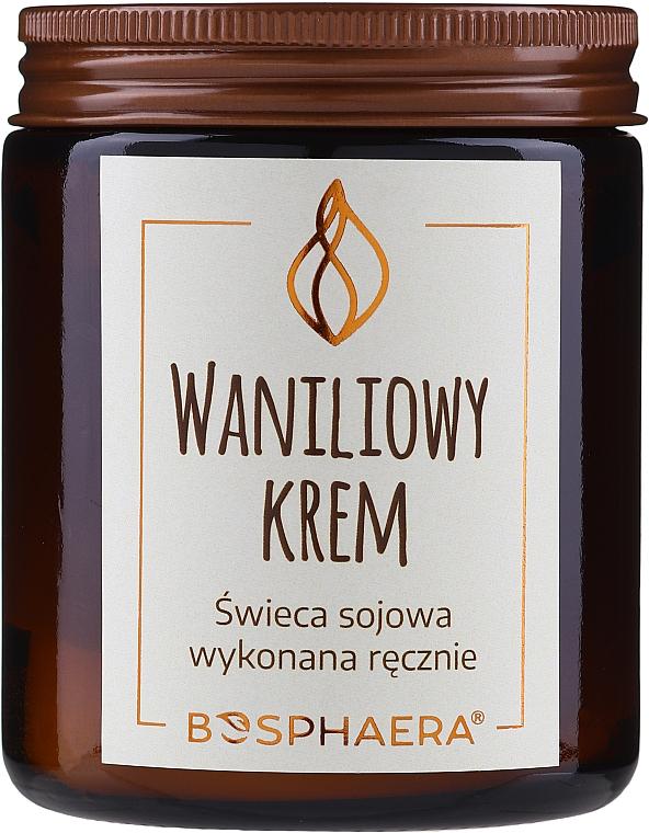Soja-Duftkerze Vanilla Cream - Bosphaera Vanilla Cream Candle