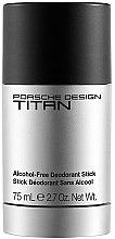 Düfte, Parfümerie und Kosmetik Porsche Design Titan - Parfümierter Deostick