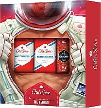 Düfte, Parfümerie und Kosmetik Duftset - Old Spice Whitewater Astronaut (Deo-Stick 50ml + After Shve Lotion 100ml + 2in1 Duschgel und Shampoo 50ml)