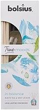 Raumerfrischer Weißer Tee & Minzblätter - Bolsius Fragrance Diffuser True Moods In Balance — Bild N2